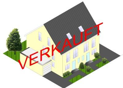 9km bis Bonn! NEUBAU inkl. Grundstück! Schlüsselfert. KfW70- Doppelhaushälfte mit Garage