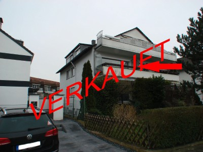 Schicke und helle Eigentumswohnung mit Südbalkon in Top-Lage